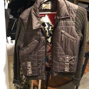 Jackets & Blazers - Medium weight brown jacket